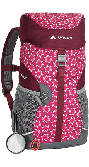 VAUDE Kids Puck 10 Backpack grenadine